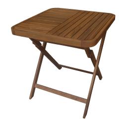 Puinen taittopöytä