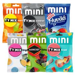 Mini-makeispussit