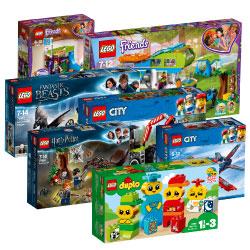 Lego-pakkaukset